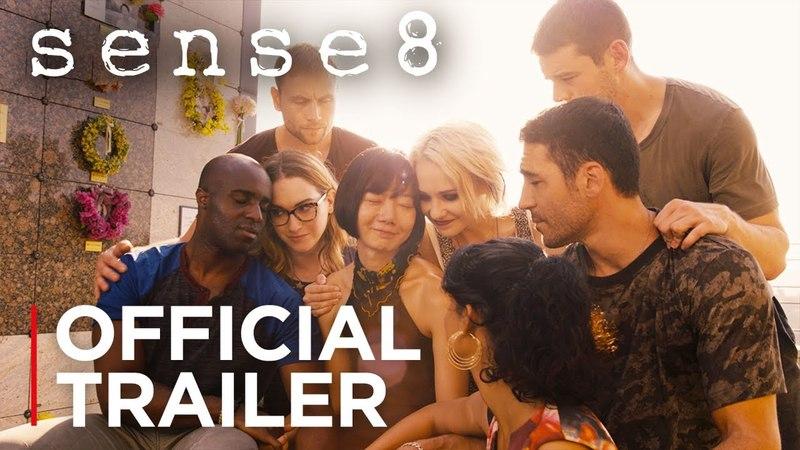 Sense8: The Series Finale | Official Trailer [HD] | Netflix/Восьмое чувство трейлер финального спец-эпизода