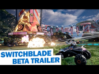 Switchblade - Beta Trailer