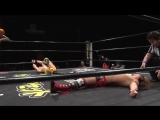 Akira Jo, Keisuke Okuda, Naomi Yoshimura vs. Koju Takeda, Shunma Katsumata, Yuki Ueno (DDT - DNA 44)