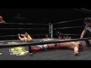Akira Jo, Keisuke Okuda, Naomi Yoshimura vs. Koju Takeda, Shunma Katsumata, Yuki Ueno DDT - DNA 44