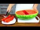Нож для нарезки дынь и арбузов
