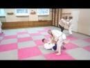 Тренировка по дзюдо. Учебные поединки - 3