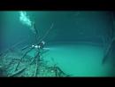 Cenote Angelita Underwater River
