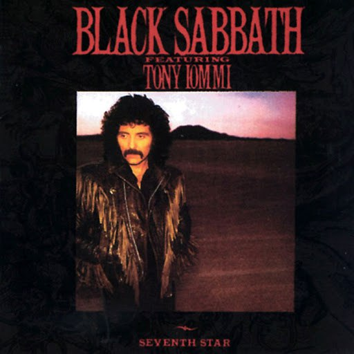 Black Sabbath альбом Seventh Star (2009 Remastered Version)