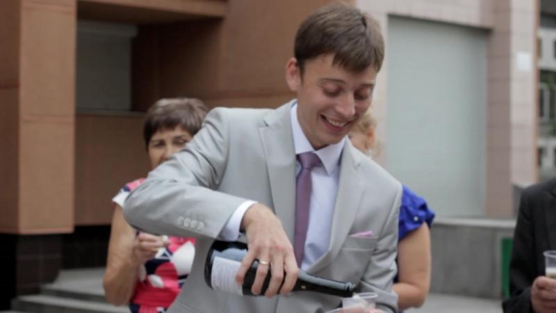 Свадьба Вадима и Екатерины 2015