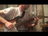 Survivor Eye Of The Tiger cover guitar