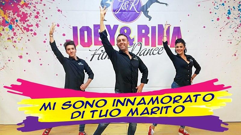 Balli di Gruppo 2017 2018 MI SONO INNAMORATO DI TUO MARITO JoeyRina || Tutorial || Line Dance