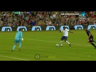 Soccer Aid 2018 | England XI 3:3 World XI (4:3)