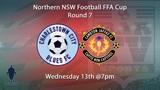 2018 NNSWF FFA Cup Round 7 - Charlestown City Blues v Lambton Jaffas