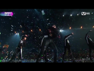 [2017 MAMA in Hong Kong] EXO_I See You(KAI Solo) Kinetic Perf. POWER(Remix Ver.) ______--kkk