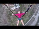 Самые высокие в мире качели SkyPark Sochi Swing 170м