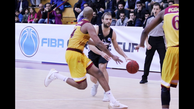 Лучшие моменты: Керавнос - НН. 1 матч 1/8 финала (62:77)