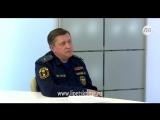 Михаил Салфетников, начальник ГУ МЧС России по Липецкой области