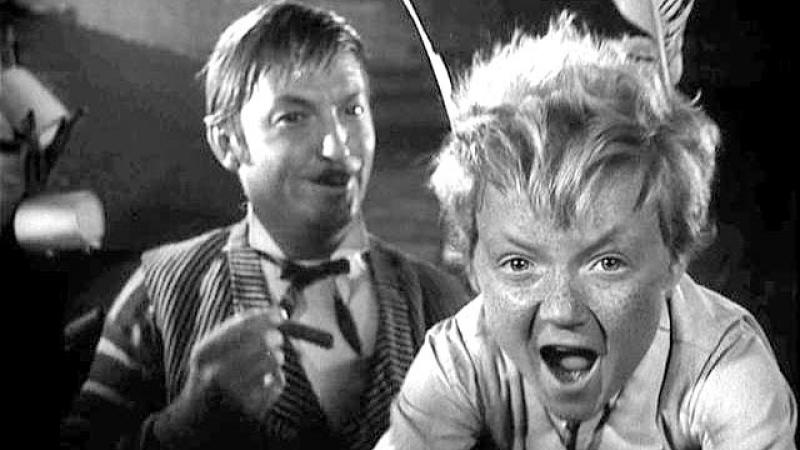 """""""ДЕЛОВЫЕ ЛЮДИ"""". Три сюжета: «Дороги, которые мы выбираем», «Родственные души», «Вождь краснокожих». 1962"""
