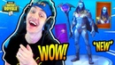 NINJA REACTS TO *NEW* OMEN SKIN ORACLE AXE! *LEGENDARY* Fortnite SAVAGE FUNNY Moments
