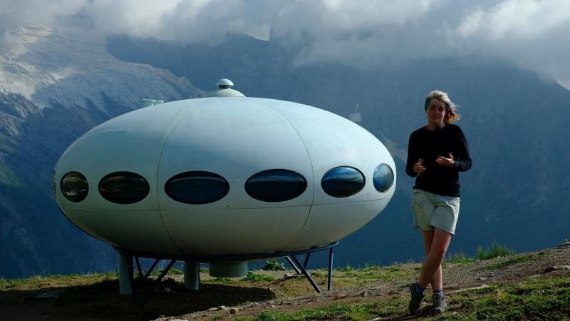 Инопланетная гостиница. Динкины рассказы