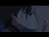 Darling in the FranXX/Love story Hiro and 02 [1]