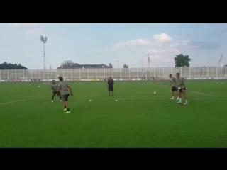 Роналду, Дибала, Коста и Бонуччи новая топ связка Юве!