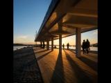 Прогулка по зимней набережной в Осло