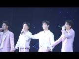 [FANCAM] NU'EST W - Окончание концерта в Гонконге (18.11.17)