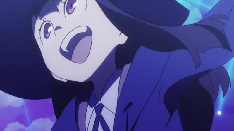 Little Witch Academia/Академия Маленьких Ведьмочек/сезон 1/серия 13[School Dream]