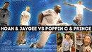 HOAN JAYGEE VS POPPIN C PRINCE FEAT SMOKE