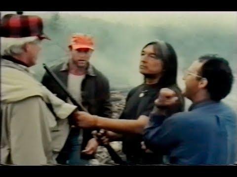 Просека (1991) вестерн индейцы философская притча трэш