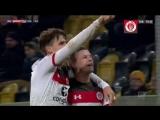 SG Dynamo Dresden - FC St. Pauli - 1-3 (0-1) (25.01.2018)