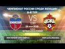 День женского футбола: Енисей – ЦСКА Енисей-2 – Рекорд (Иркутск)