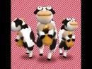 Коровы танцуют!