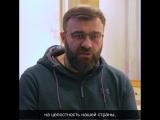 Заслуженный артист России Михаил Пореченков.
