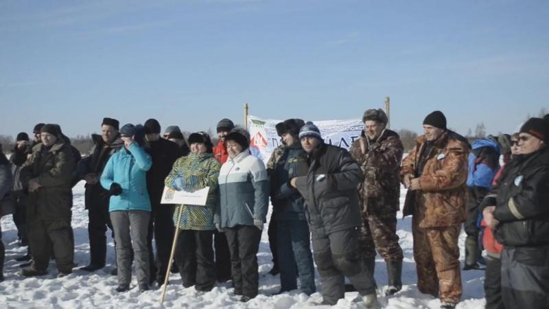 Пашский лед 2018