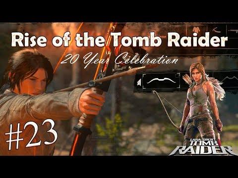Очевидное - невероятное - Геотермальная долин 23 - Rise of the Tomb Raider: 20 Year Celebration