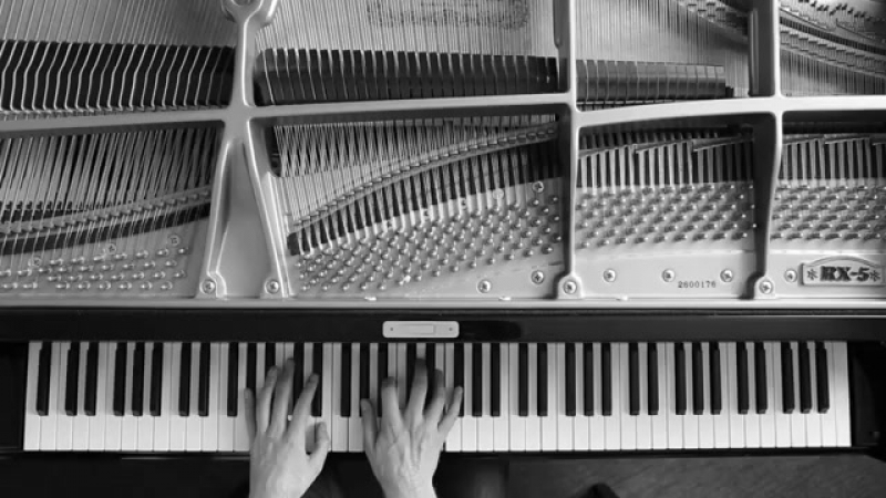 Radiohead – Exit Music (For a Film) (Piano Cover)