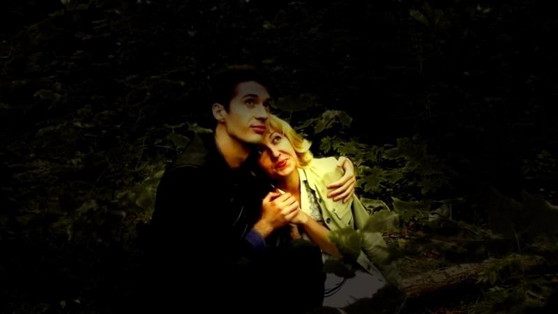 Нить и игольное ушко - фрагмент фильма. Свидание в лесу