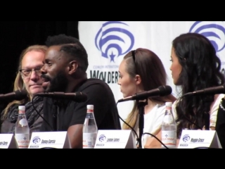 Alycia Debnam-Carey | FEAR THE WALKING DEAD PANEL | WonderCon 2018