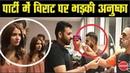 """MS Dhoni"" Ki Birthday Party Mein ""Virat"" Par Kyun Bhadki ""Anushka Sharma"" | Zero"