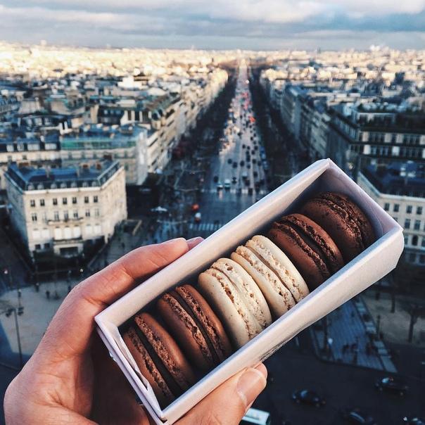 ✨Супер: в Париж прямым рейсом всего за 5000 рублей (в одну сторону) из Москвы