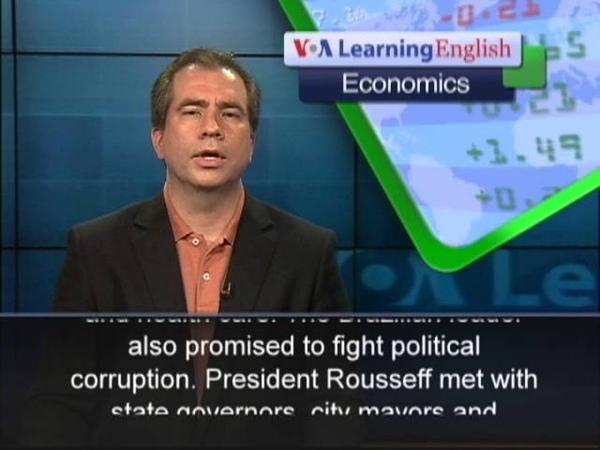Economic Concerns Fueled Brazil Protests