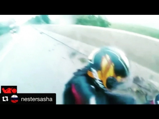 #moto #crash #bike
