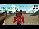 No money-(Galantis)-Roblox music video