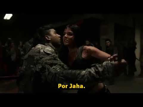 The 100|Octávio lutando no bunklr 5x2