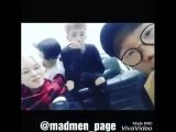 Q-pop группа Madmen.Смешные и милые моменты,part3.FanVideo.mp4
