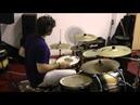 Waka Waka Shakira Drum Cover by Kirkfrusciante