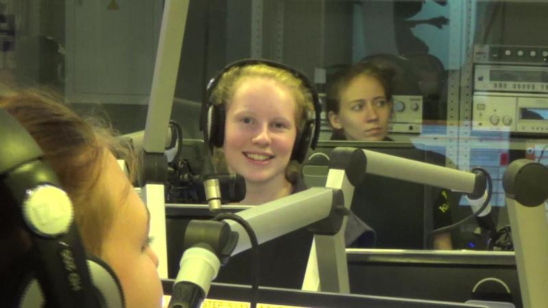 Ведущие РадиоАктивного шоу EuropaPlus