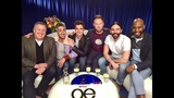 Queer Eye Cast Interview Tan, Karamo, Antoni, Jonathan, Bobby
