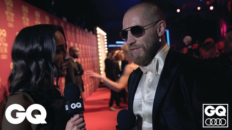 Justin O'Shea Reveals One Rule Of Fashion On The GQ Red Carpet