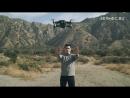 Mavic Air - инструкция по использованию жестов управления в режиме Smart Capture