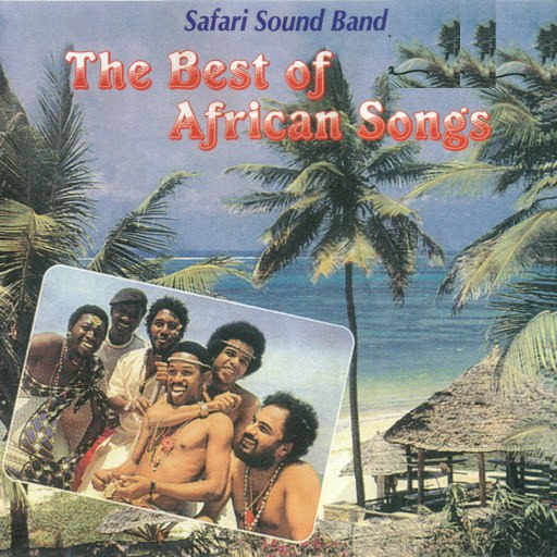 Safari Sound Band альбом The Best of African Songs