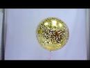 Воздушные шары на дискотеку